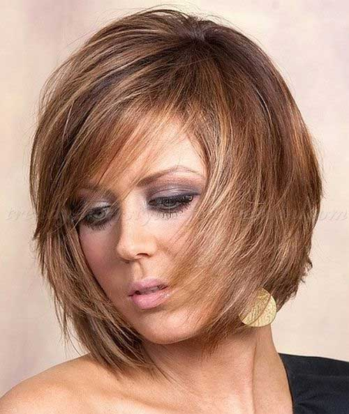 Layered Bob Hairstyles-14