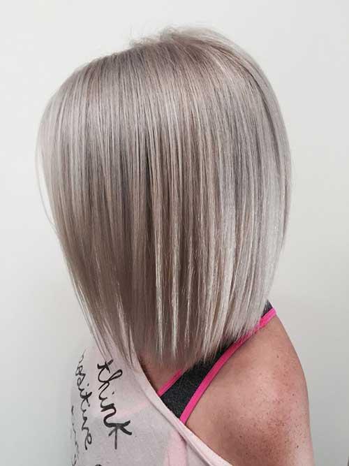 Long Bob Haircuts 2017-16