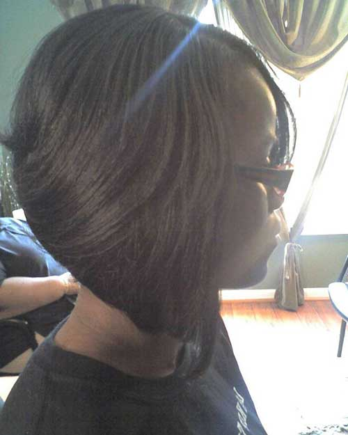 Bob Hairstyles for Black Women-17