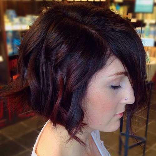 Dark Bob Hairstyles-19