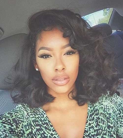 Black Women Bob Hairstyles