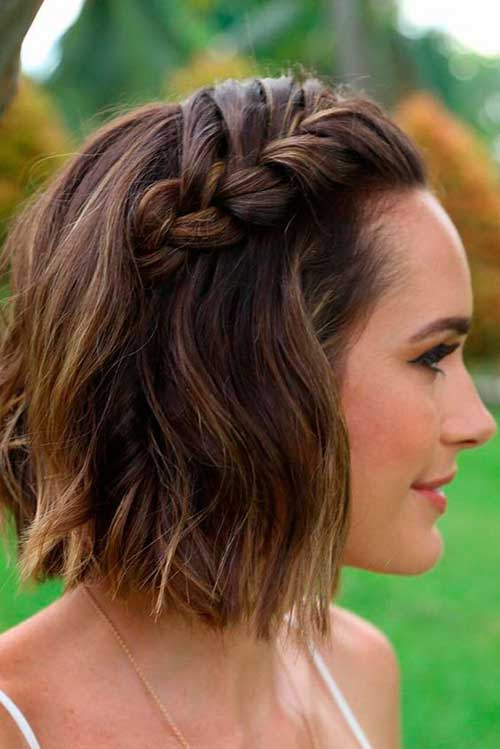 Updo Hairstyles for Bob Haircuts-13