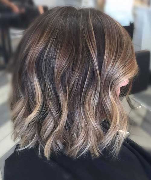 Must,See Brunette Bob Hairstyles