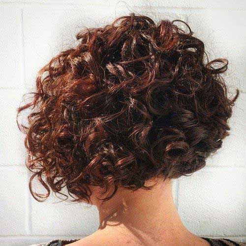 Bob Haircuts for Curly Hair-11