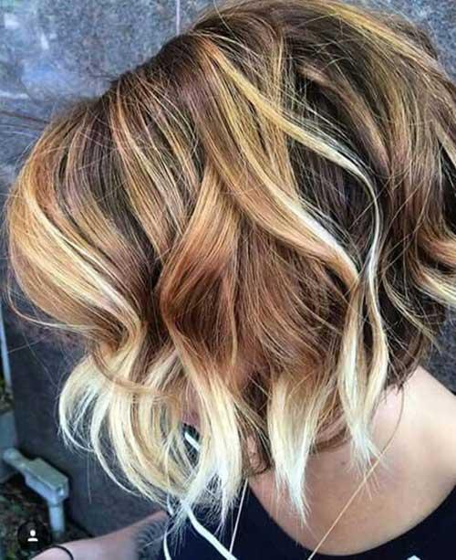 Balayage Bob Haircuts-13