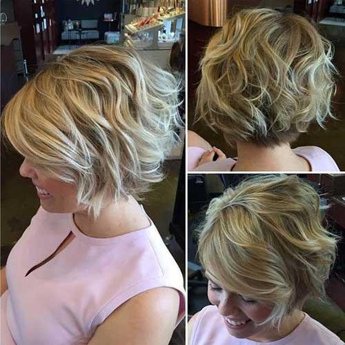 Balayage Bob Haircuts-14