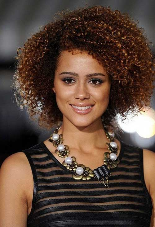 Naturally Curly Bob Hairstyles-10