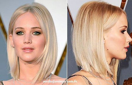 Bob Surgery Wavy Long Layered Lawrence Jennifer Bobs Blonde 2017