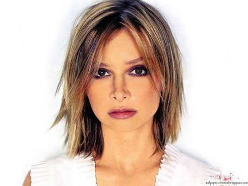 Bob Haircuts for Round Faces-15