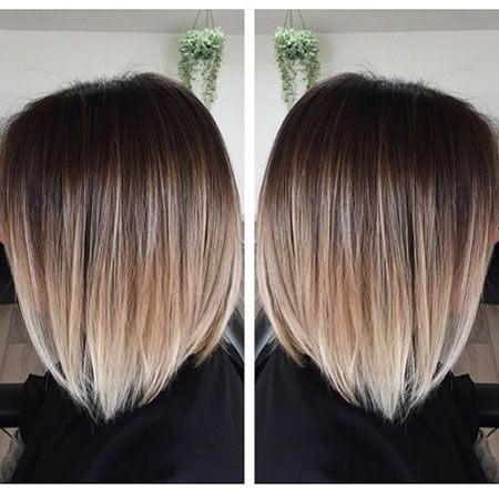Ombre Bob Years Trends Some One Long Balayage