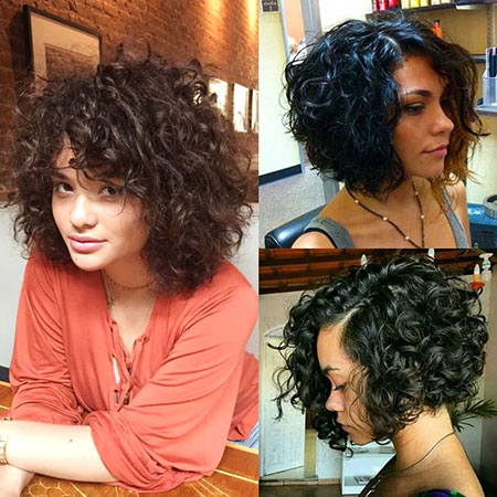 Natural Curly De Short Locks Goddess Curls