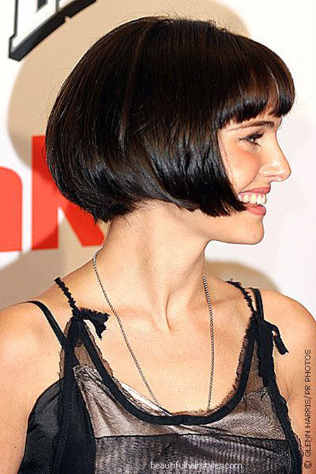 Short Bob View Very Side Natalie Bobs