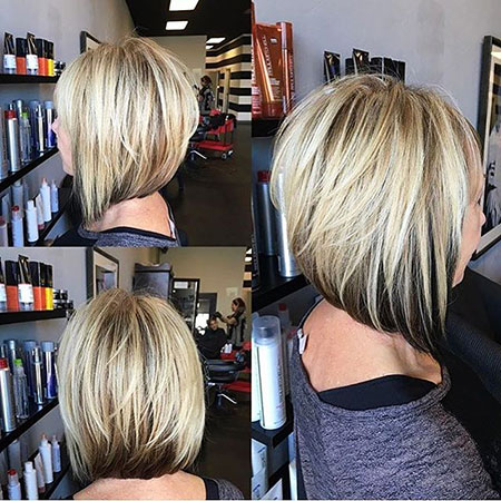 Bob Highlights Underneath Short Long Dark