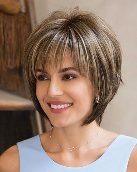 Short Women Up Trendy Synthetic Reese Part Noriko Bob