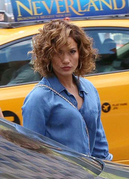 Curly Short Trends Lopez Jennifer 40 2017