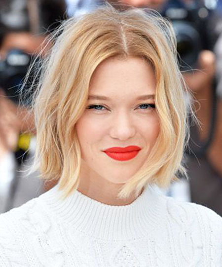 Layers Girl Fall Cannes Bobs Bob Blunt