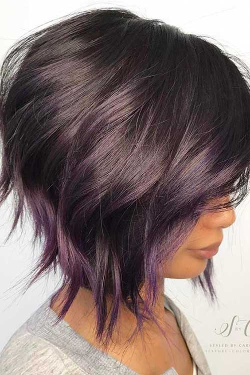 Bob Hairstyles for Thick Hair-6