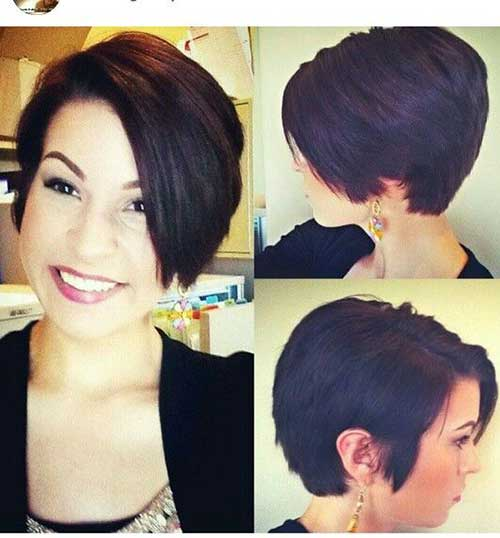Straight Hair Bob Haircuts-9