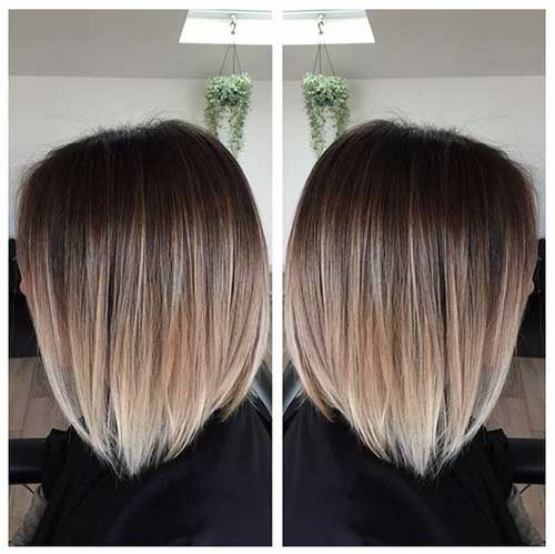 Best Ombre Bob Hairstyles
