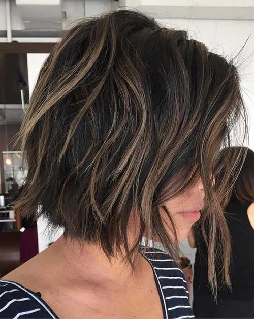 Thick Hair Bob Haircuts