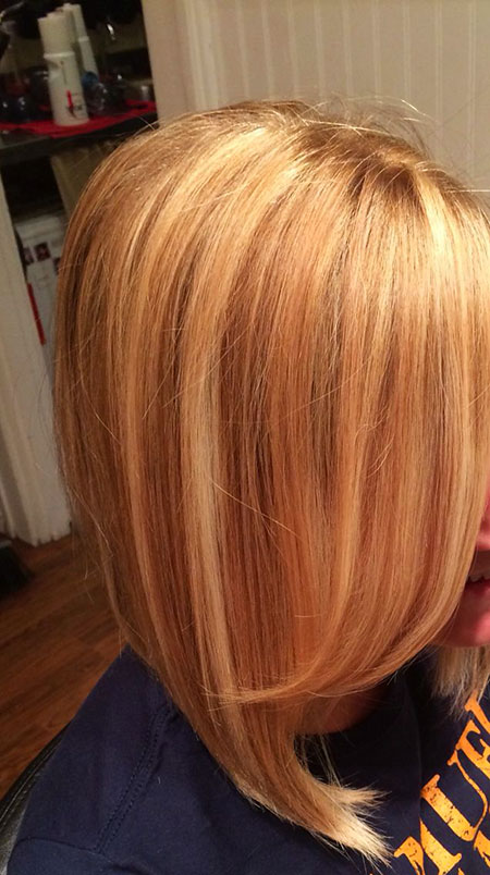 Highlights Blonde Strawberry