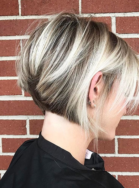 Bob Bobs Blonde Balayage Layered Tips Lob Fine Beach