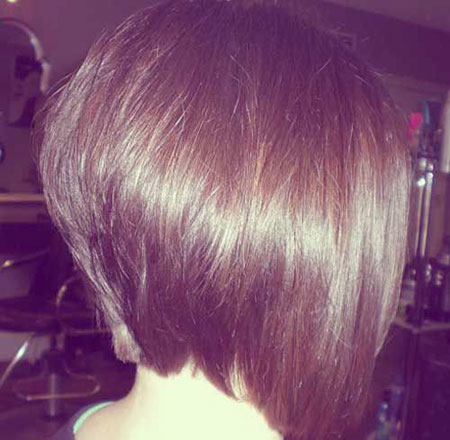 Bob Stacked Short Highlights Bobs Blonde