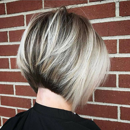 Bob Blonde Balayage Layered Women Trendy Shades Modern Long Easy