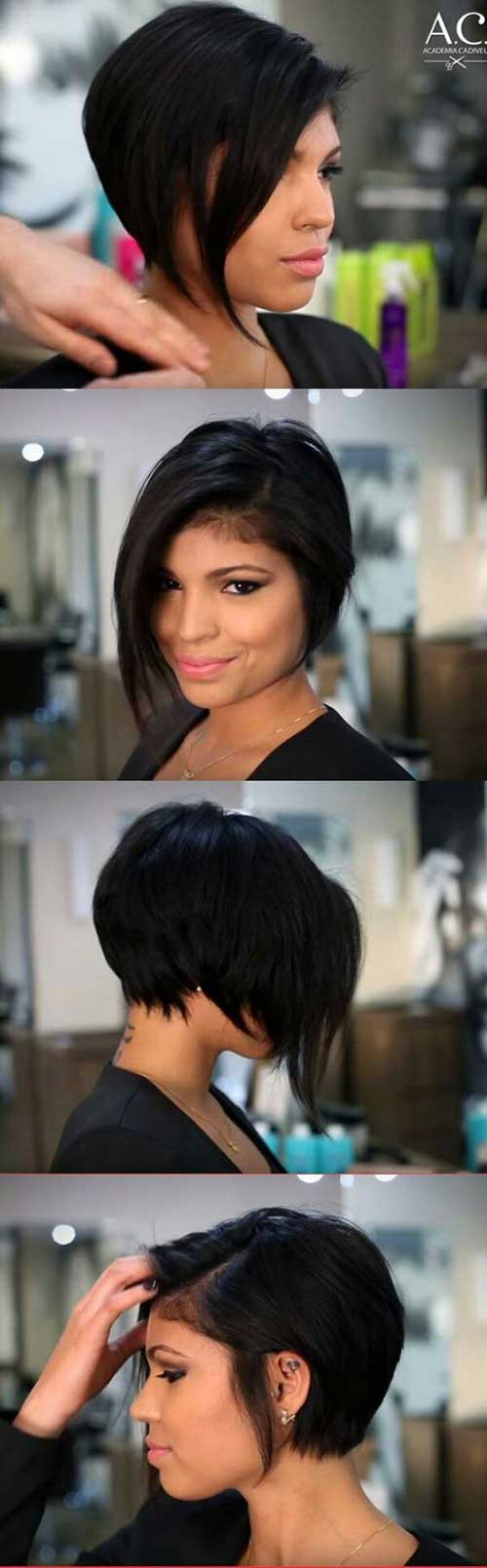Asymmetrical Bob Haircuts-10