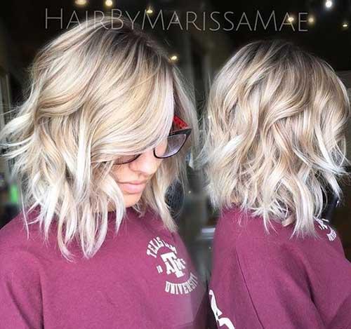 Wavy Bob Hair Styles-11