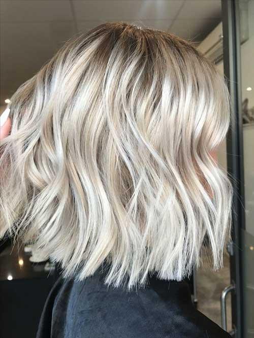 Wavy Bob Hair Styles-15