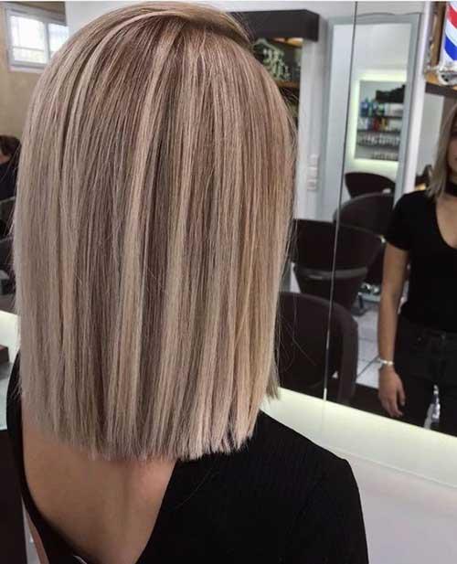 Bob Haircuts for 2018-19