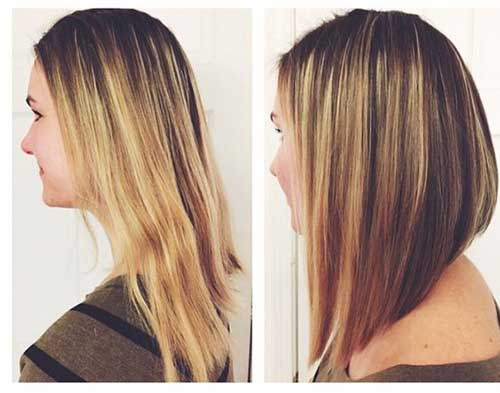 Inverted Bob Hair Cuts