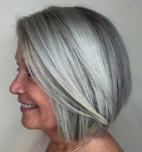 Older Women Bob Hair