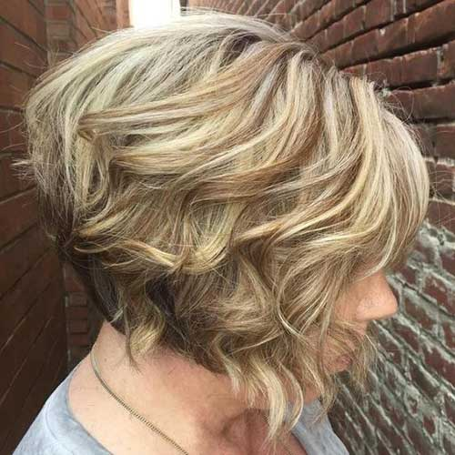 Older Women Bob Hairstyles