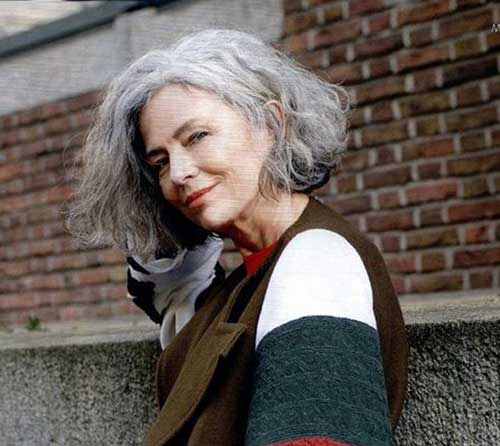 Bob Hairstyles for Older Ladies-12