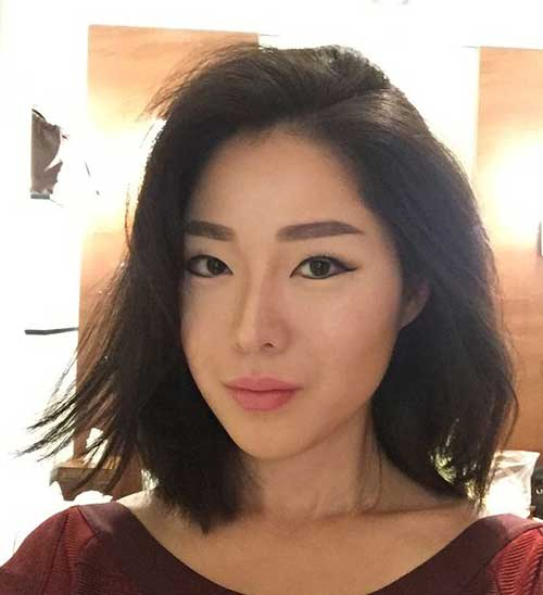 Asian Bob Haircut