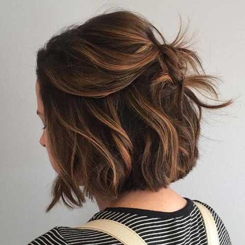 Bob Haircuts Updo-7