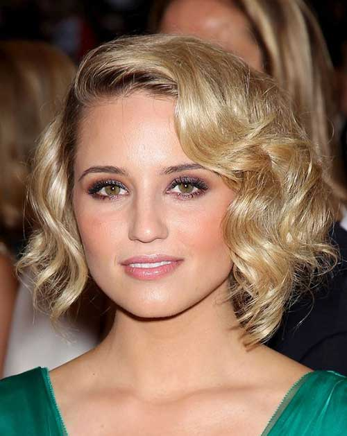 Bob Haircuts for Rounded Face-9