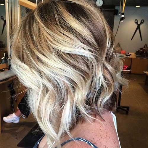 Angled Bob Hairstyles