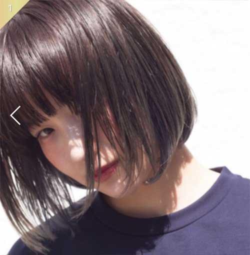 Asian Bob Haircuts