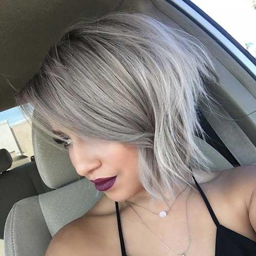 Bob Haircut Colors