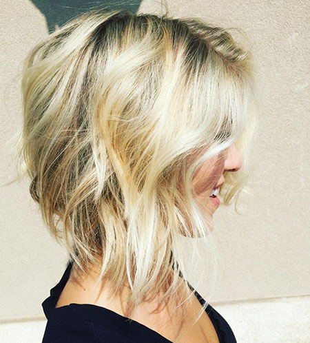 18 Medium Choppy Bob Hairstyles Bob Hairstyles 2018