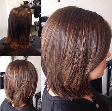 Bob Hair Long Color