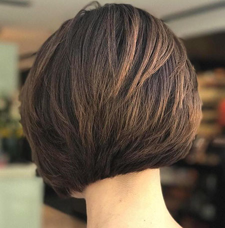 short bob haircuts for thick hair 23 layered bob hairstyles for thick hair bob 1180 | 3 Short Layered Bob Haircuts for Thick Hair 381