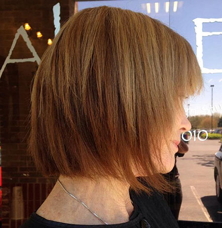 Layered Bob Haircut for Fine Hair Bob, Bob Fine Layered Blonde