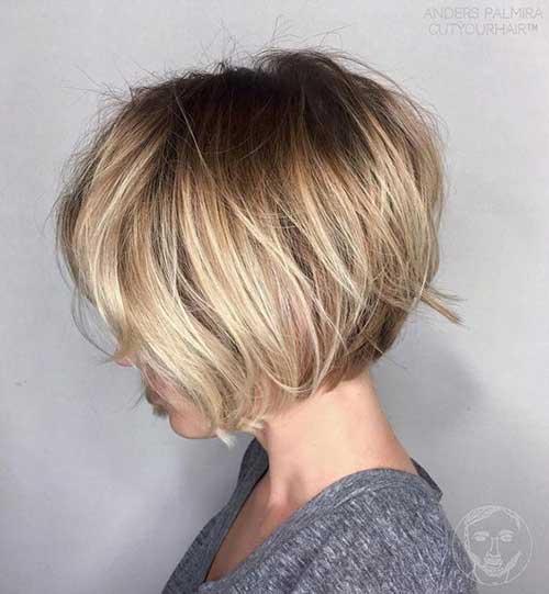 Short Bob Haircuts-17
