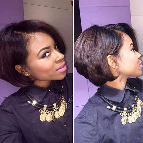 Bob Hairstyles for Black Women-7