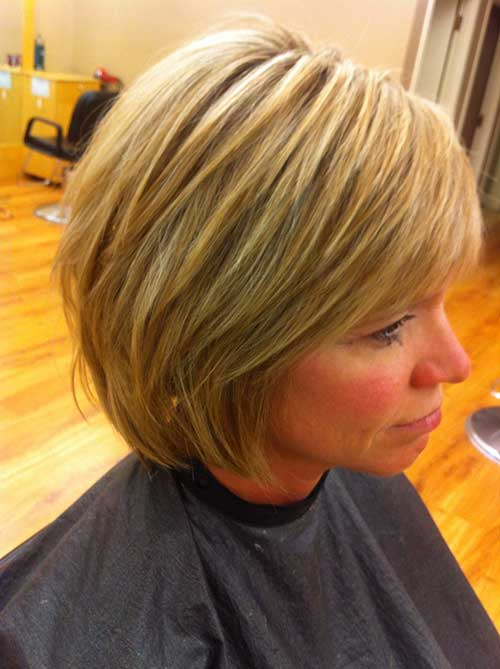 Layered Bob Hairstyles-8