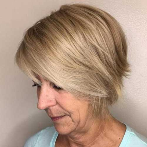 Bob Haircuts for Over 50